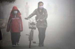 Chińczycy będą walczyć ze smogiem przy pomocy sztucznego deszczu