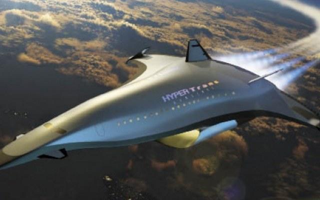 Chińczycy chcą zbudować kosmiczny samolot /Zmianynaziemi.pl
