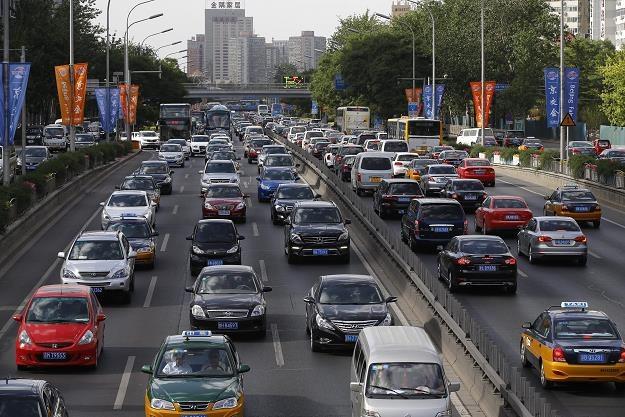Chińczycy duszą się w swoim kraju... /EPA