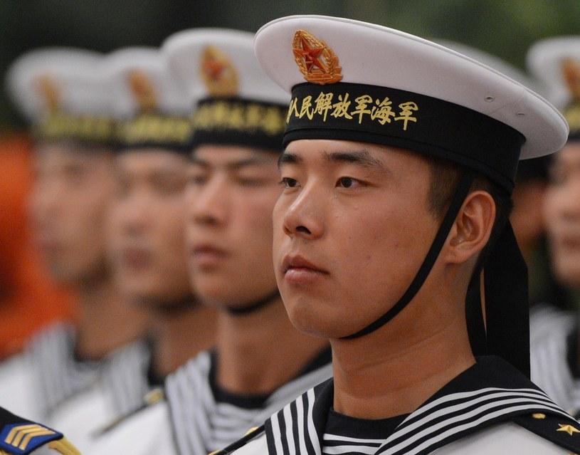 Chińczycy mają coraz większe ambicje morskie /AFP