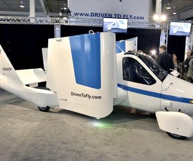 Chińczycy rozpoczęli budowę... fabryki latających aut