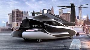 Chińczycy sfinansują latające auto. Pomoże Volvo?