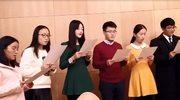 Chińczycy śpiewają hit Czerwonych Gitar