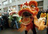 Chińczycy świętują Nowy Rok w Nowym Jorku
