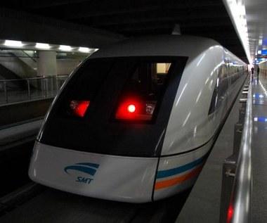 Chińczycy testują superszybki pociąg