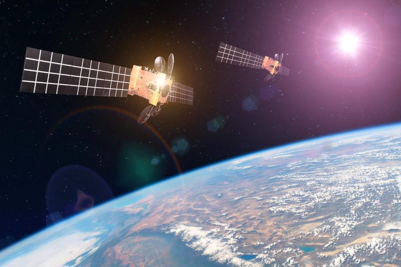 Chińczycy wystrzelą konstelację satelitów /123RF/PICSEL