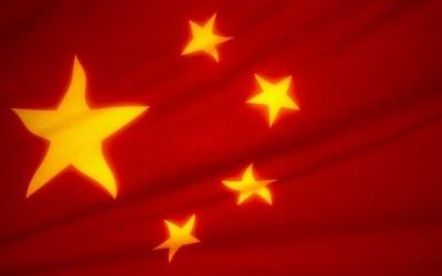 Chińska flaga /CDA