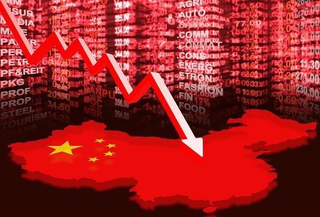 Chińska gospodarka systematycznie zwalnia /©123RF/PICSEL