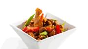 Chińska sałatka z kurczaka