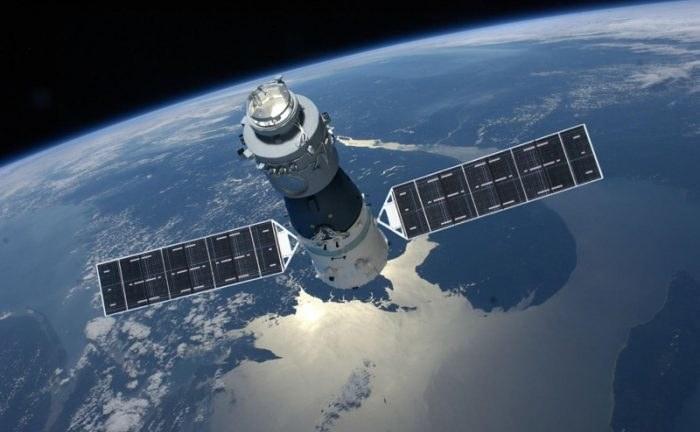 Chińska stacja kosmiczna wkrótce spali się w ziemskiej atmosferze /materiały prasowe