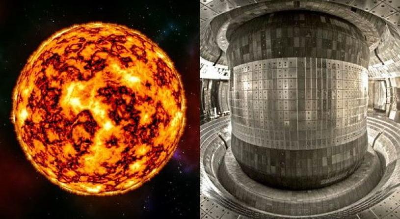 Chińską technologię można porównać do sztucznego słońca. Fot. Picel/Chińska Akademia Nauk /materiały prasowe