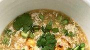 Chińska zupa jajeczna