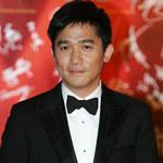 Chiński aktor złamał rękę