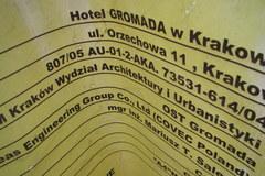 Chiński COVEC nie poradził sobie również z budową hotelu w Krakowie