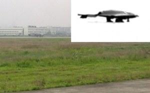 Chiński dron o napędzie odrzutowym ujawniony na zdjęciach
