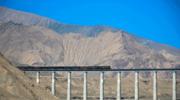 Chiński kolejowy cud świata, który prowadzi do podbitego Tybetu
