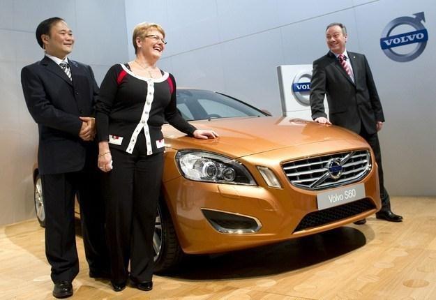 Chiński koncern kupując Volvo zrobił dobry interes /AFP
