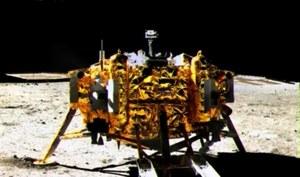 Chiński łazik przesłał pierwsze od 37 lat zdjęcia z Księżyca