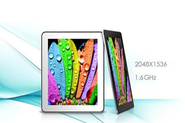 Chiński odpowiedni iPada kosztuje dużo mniej /materiały prasowe
