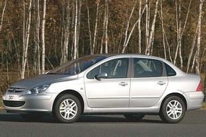 Chiński sedan 307