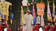 Chińskich katolików nie wpuszczono na spotkanie z papieżem