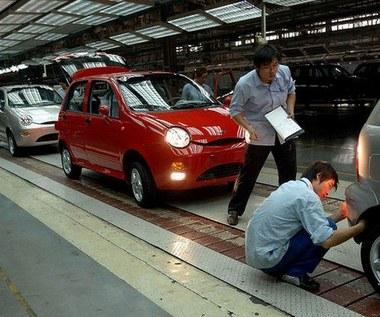 Chińskie auto z FSO?!