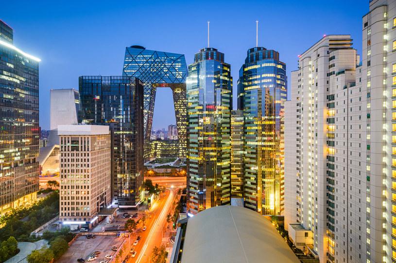 Chinskie biurowce często nie mają piąter z numerem 4 /123RF/PICSEL