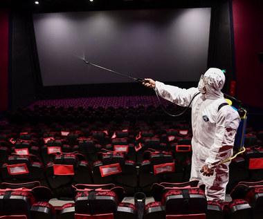 Chińskie kina znów zamknięte