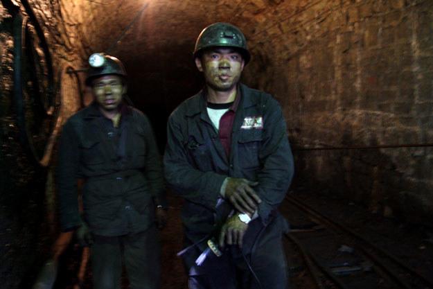 Chińskie kopalnie zaliczane są do najniebezpieczniejszych na świecie (zdjęcie ilustracyjne) /AFP