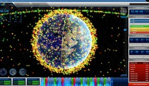 """Chińskie śmieci """"atakują"""" w Kosmosie"""