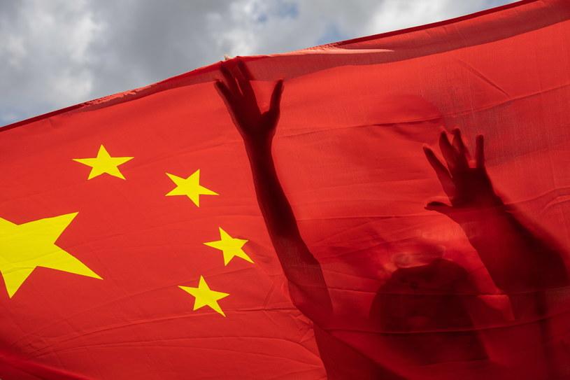 Chińskie władze twierdzą, że nowe prawo służy zwalczaniu działalności separatystycznej, wywrotowej i terrorystycznej oraz zmów z zagranicznymi siłami. /JEROME FAVRE /PAP/EPA