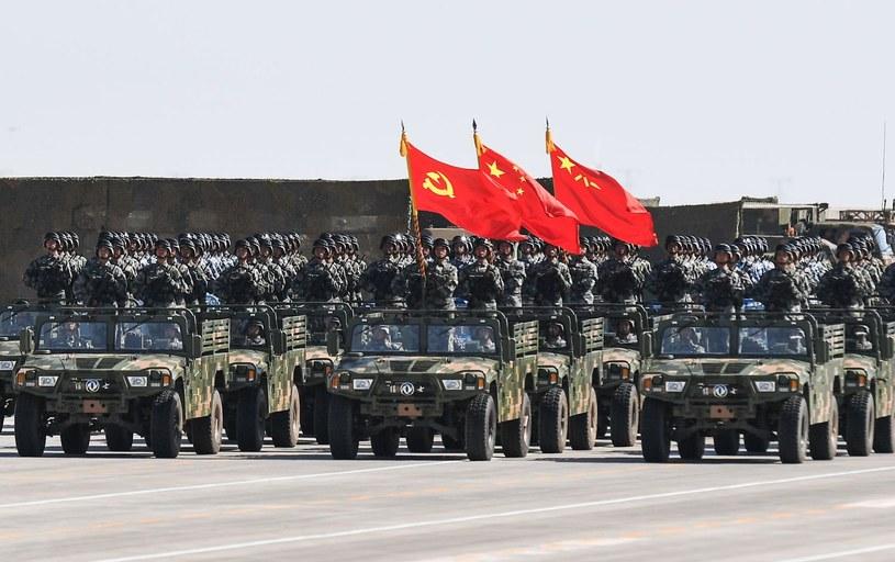 Chińskie wojsko; zdj. ilustracyjne /AFP