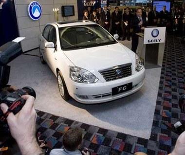 Chińsko-białoruskie auto za 12 tys. 990 dolarów