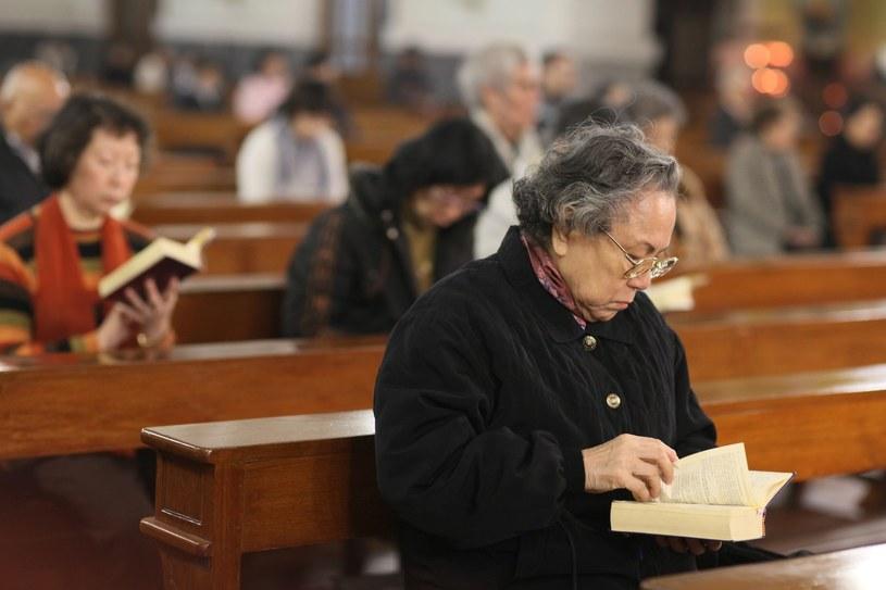 Chiny: Biblia zniknęła ze sklepów internetowych /Godong/UIG  /East News
