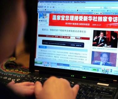 Chiny blokują 60 tysięcy stron WWW