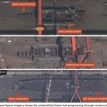 Chiny budują swój pierwszy lotniskowiec?