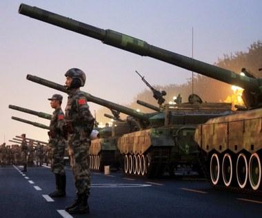 Chiny chcą mieć najpotężniejszą armię świata