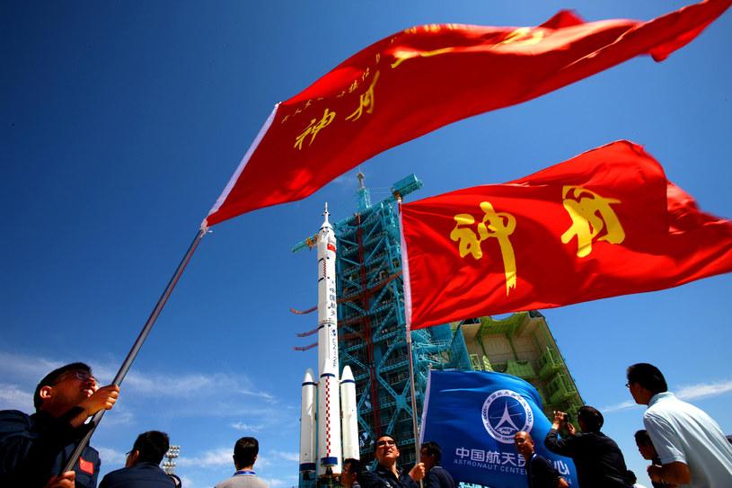 Chiny chcą stać się potęgą także w dziedzinie usług satelitarnych /AFP