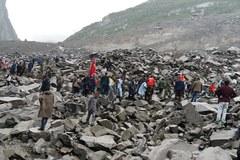 Chiny: Lawina błota i kamieni zniszczyła wieś. Trwa akcja ratunkowa