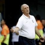 Chiny: Luiz Felipe Scolari uznany za trenera roku