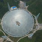 Chiny mają największy radioteleskop, ale nie ma kto go obsługiwać