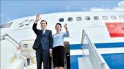 Chiny: Media po raz pierwszy pokazały małżonkę premiera