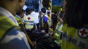 Chiny: Nożownik ranił 18 osób