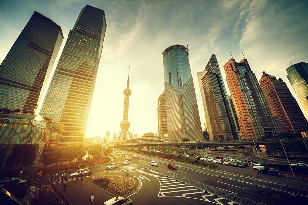 Chiny obniżają cła na wiele produktów. Na zdj. Szanghaj /©123RF/PICSEL