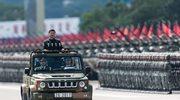 """Chiny ostrzegają Tajwan, by """"nie igrał z ogniem"""""""