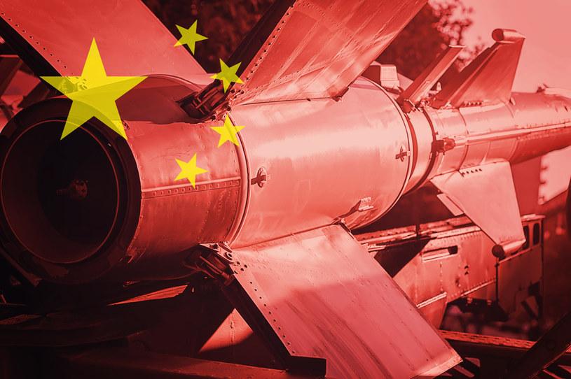 Chiny posiadają obecnie około 350 głowic nuklearnych (zdj. ilustracyjne) /123RF/PICSEL