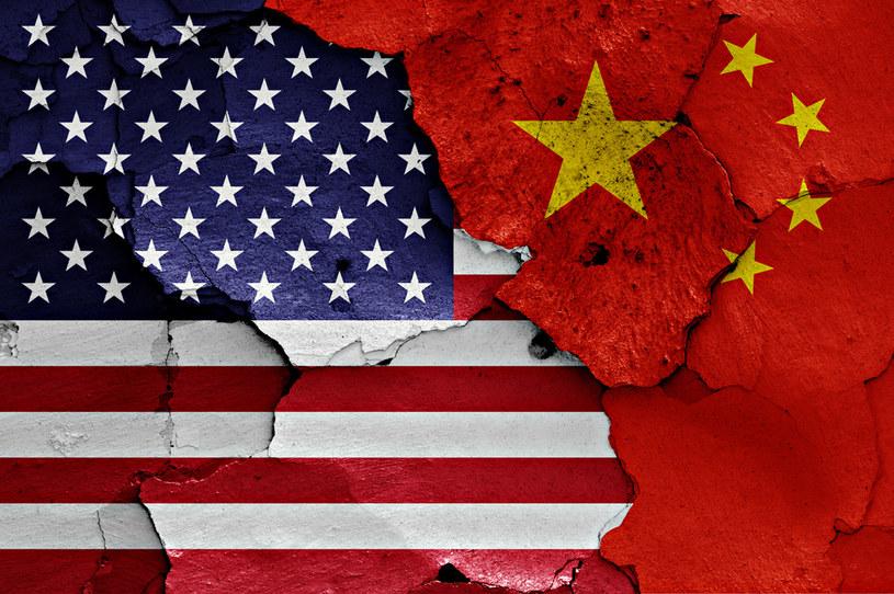 Chiny powalczą z USA w kosmosie? /123RF/PICSEL