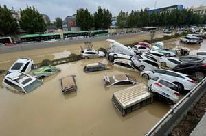 Chiny: Powódź w prowincji Syczuan. 80 tys. mieszkańców ewakuowanych