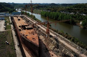 """Chiny: Powstaje kopia Titanica. """"Miliony turystów rocznie"""""""
