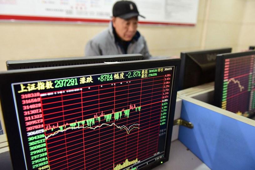 Chiny próbują wrócić do pracy /AFP